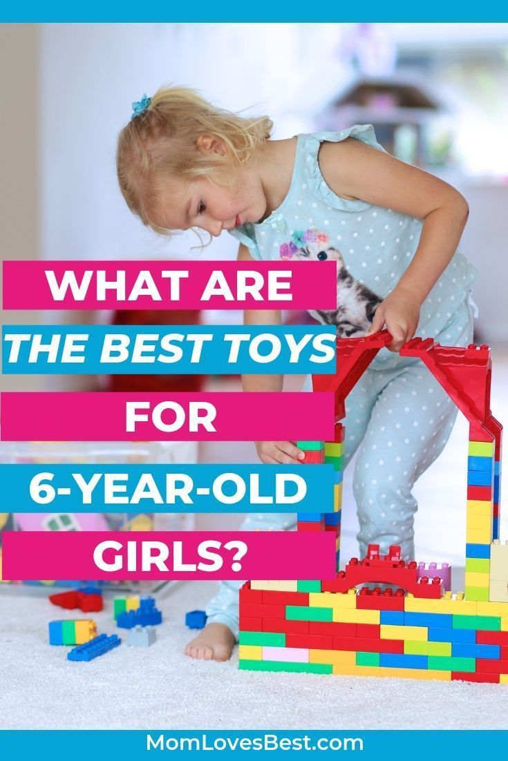 21 Best Toys and Gift Ideas for 6-Year-Old Girls (2020 ...