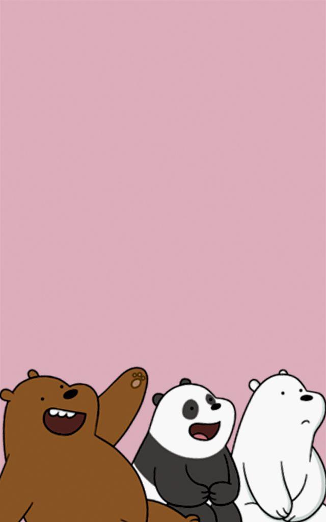 Wallpaper Ice Bear Panda Grizzly Novocom Top