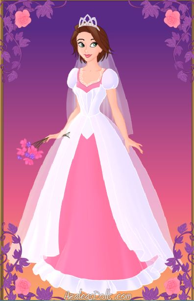 Rapunzel Wedding Day ~ azaleasdolls.com