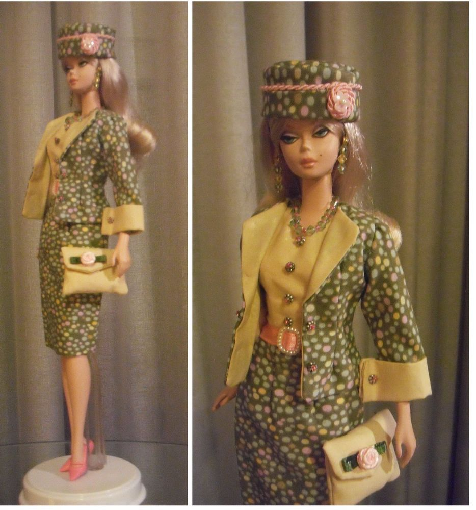 Ensemble/Tenue/Traje/vestido /Outfit/dress Barbie