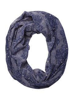 Nude and Navy Lace Snood
