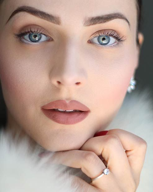 19 Easy Everyday Makeup Looks Stayglam Beauty Pinterest Makeup - Everyday-makeup-looks