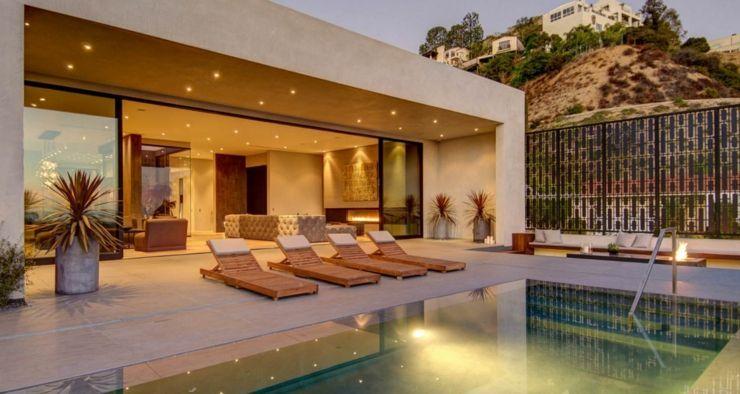 Villa moderne en haut de la colline | Superbe, Piscines et Extérieur