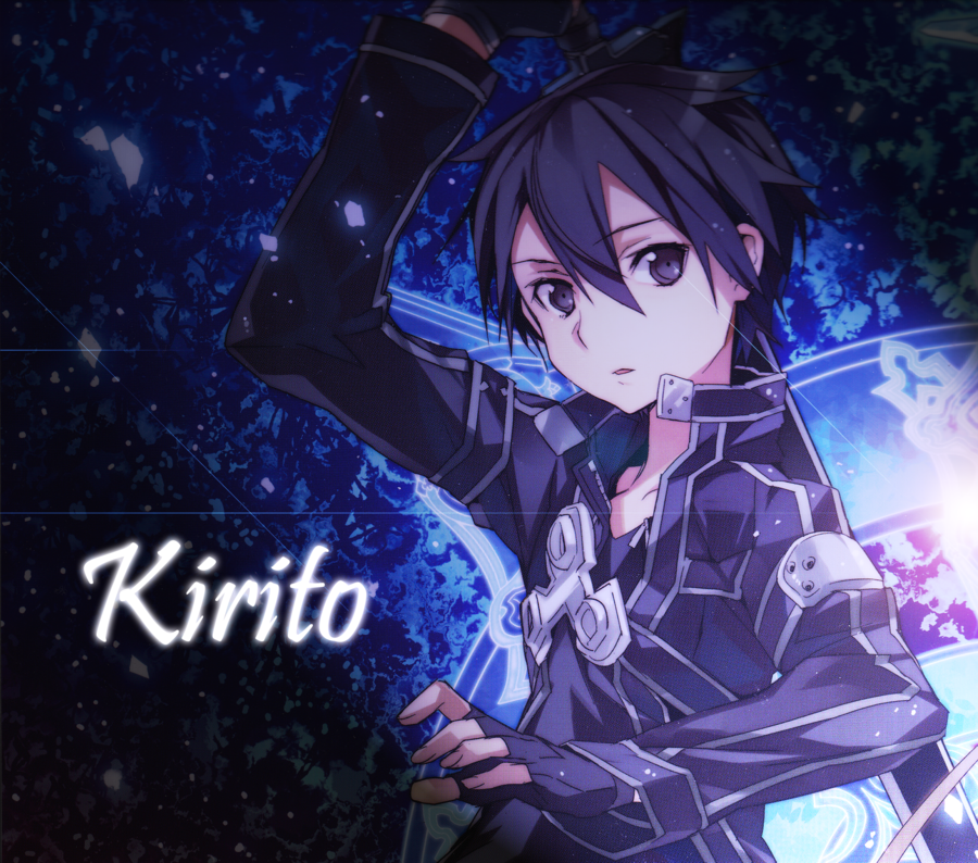 Kirito Iphone Wallpaper Sword Art Online Wallpaper Sword Art Online Sword Art