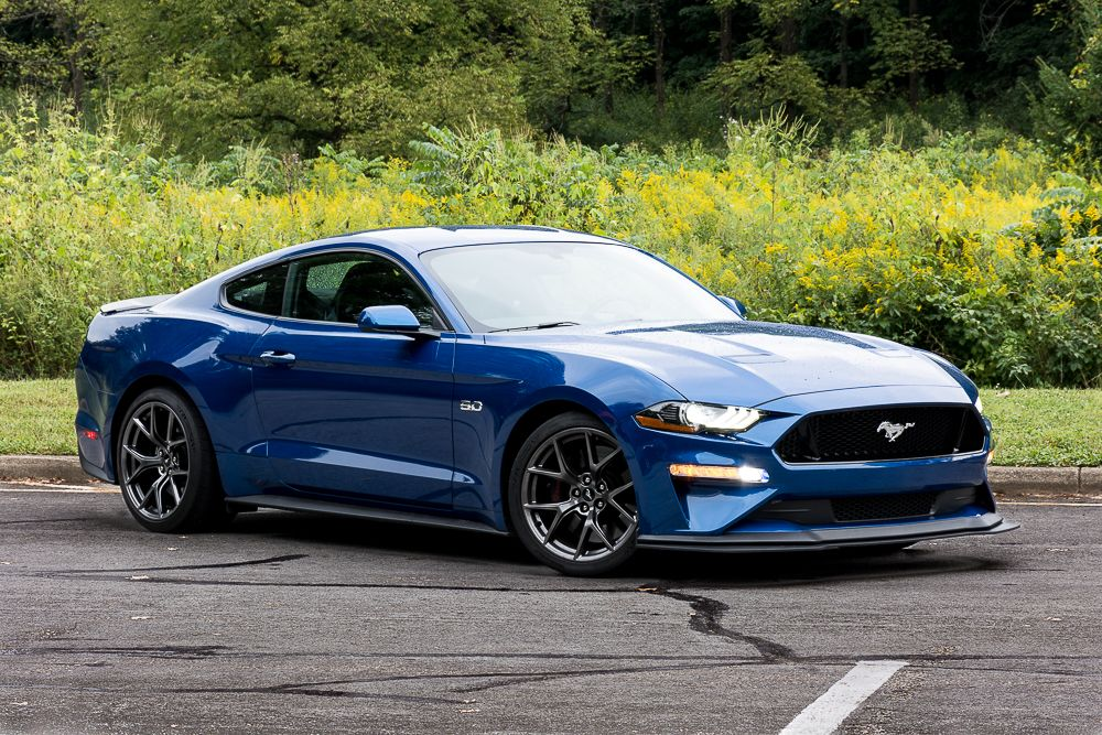 2018 Ford Mustang Gt Pp2 Review A Packed With Performance Too