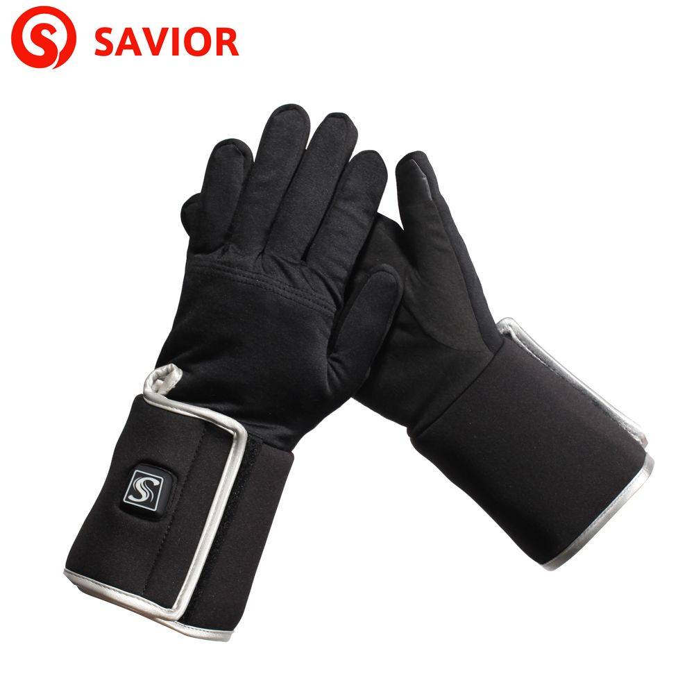 Winter Outdoor Sports Touch Screen Liner Thin Gloves Warm Waterproof Ski Cycling
