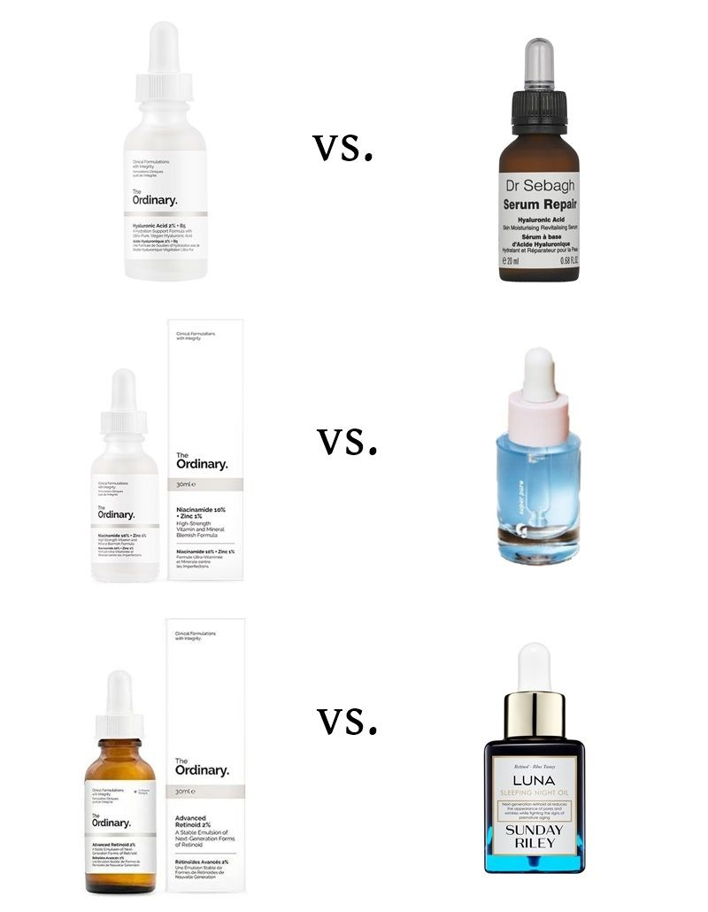 The Ordinary Ultimate Dupe List Skincare Dupes Skin Care Makeup And Beauty Blog