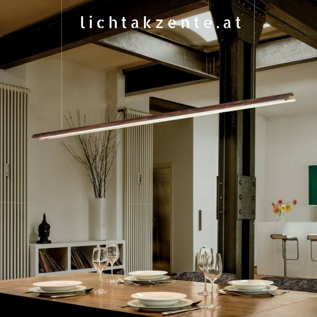 Braga LED Pendelleuchte Tile L160cm (mit Bildern