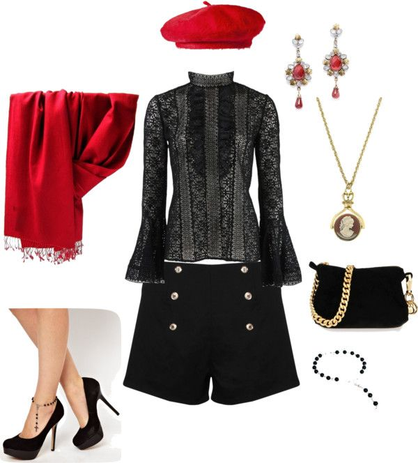 """""""Fun and funky evening out!"""" by campergirl-1000 on Polyvore"""