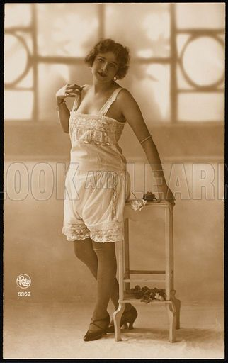 Directoire Knickers With A Chemise Google Search