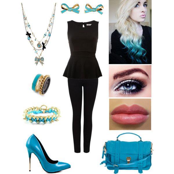 Glamour Blue