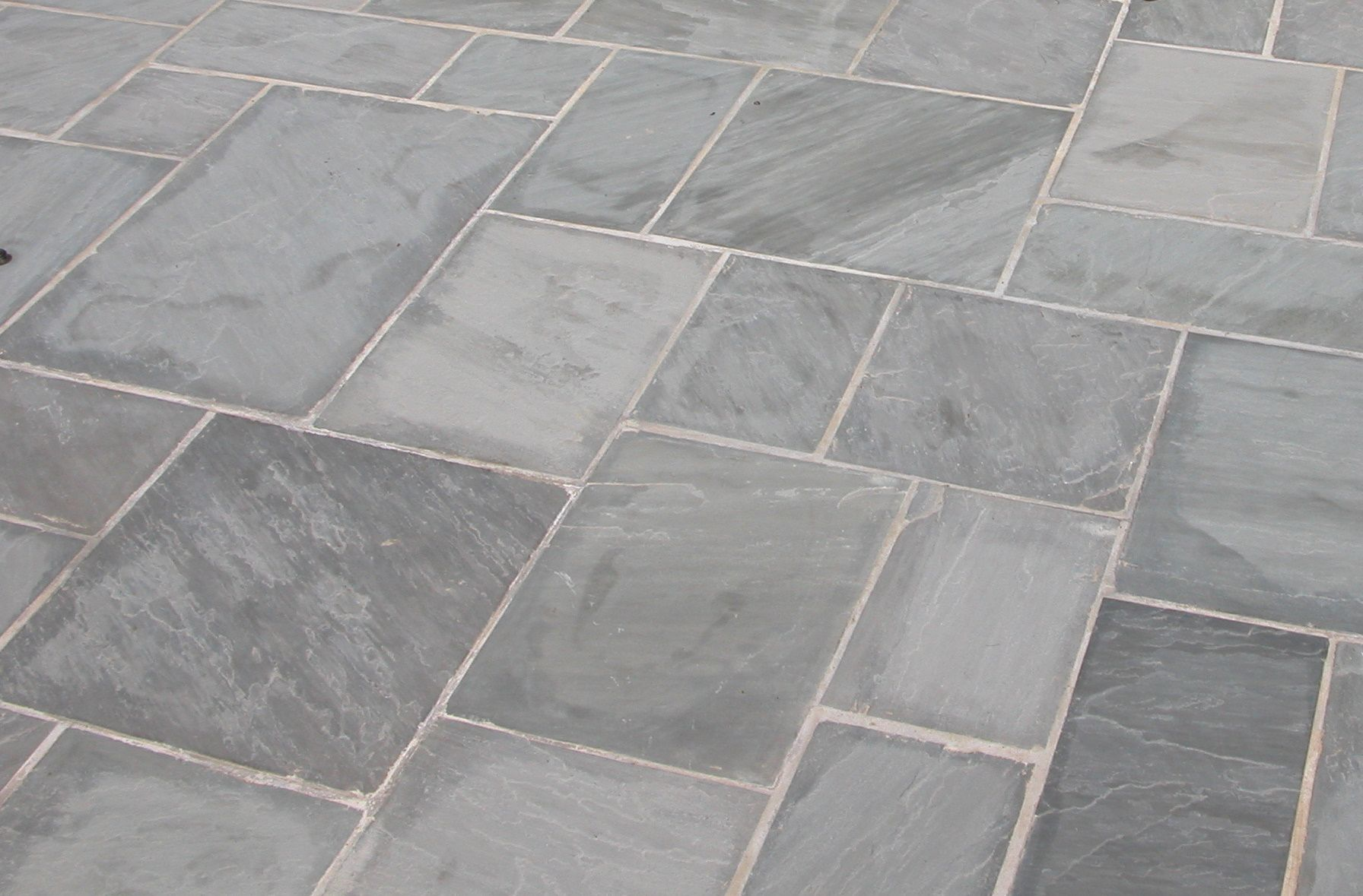 Pin By Nicole Dunn On Floors Sandstone Paving Slabs Sandstone Paving Patio Stones