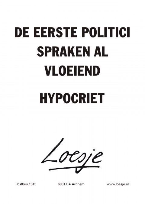 Citaten Van Politici : Loesje v d posters on quotes words en true