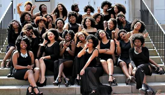 50 shade of black woman