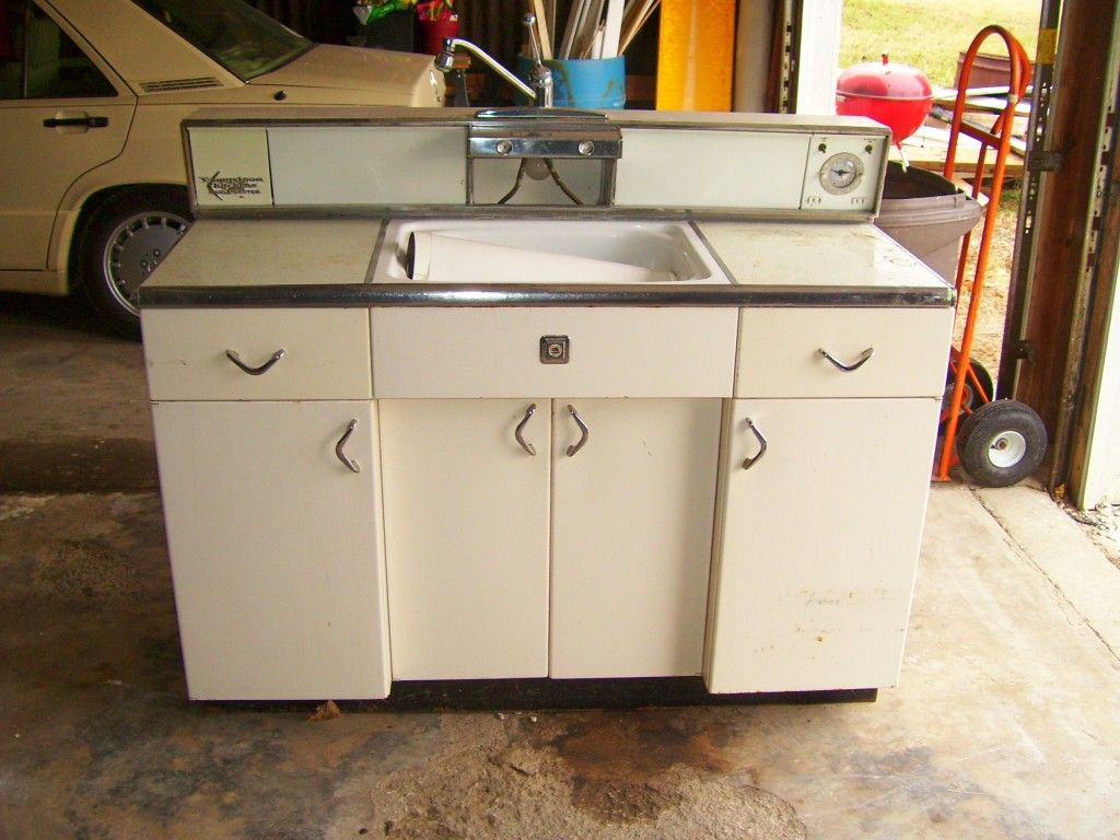 vintgae metal kitchen cabeintes | retro metal cabinets for sale