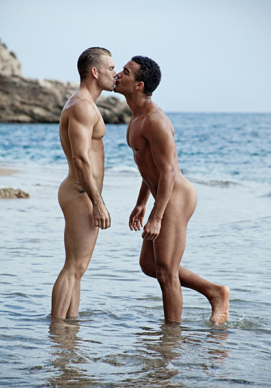 Men kissing men tumblr