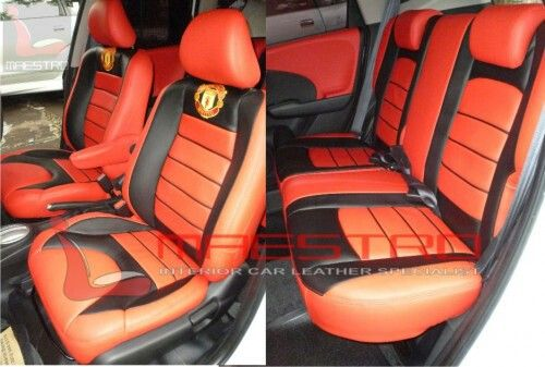 Awe Inspiring Jok Jazz Rs Motif Klub Manchester United Car Seats The Pdpeps Interior Chair Design Pdpepsorg