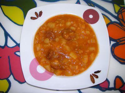 Receta de patatas a la riojana en olla r pida de dificultad f cil para 4 personas lista en 40 - Patatas en olla rapida ...
