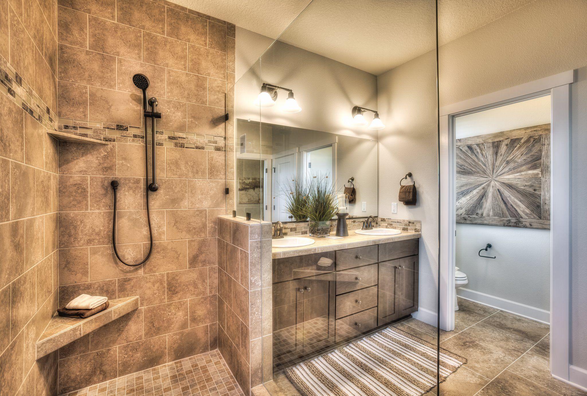 Does This Bathroom Have SHOWER POWER Bathroom Remodel Ideas - Bathroom remodel arvada
