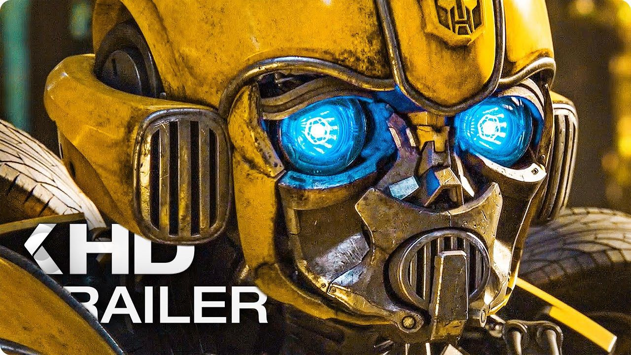 "Offizieller ""Bumblebee"" Trailer 2 Deutsch German 2018"
