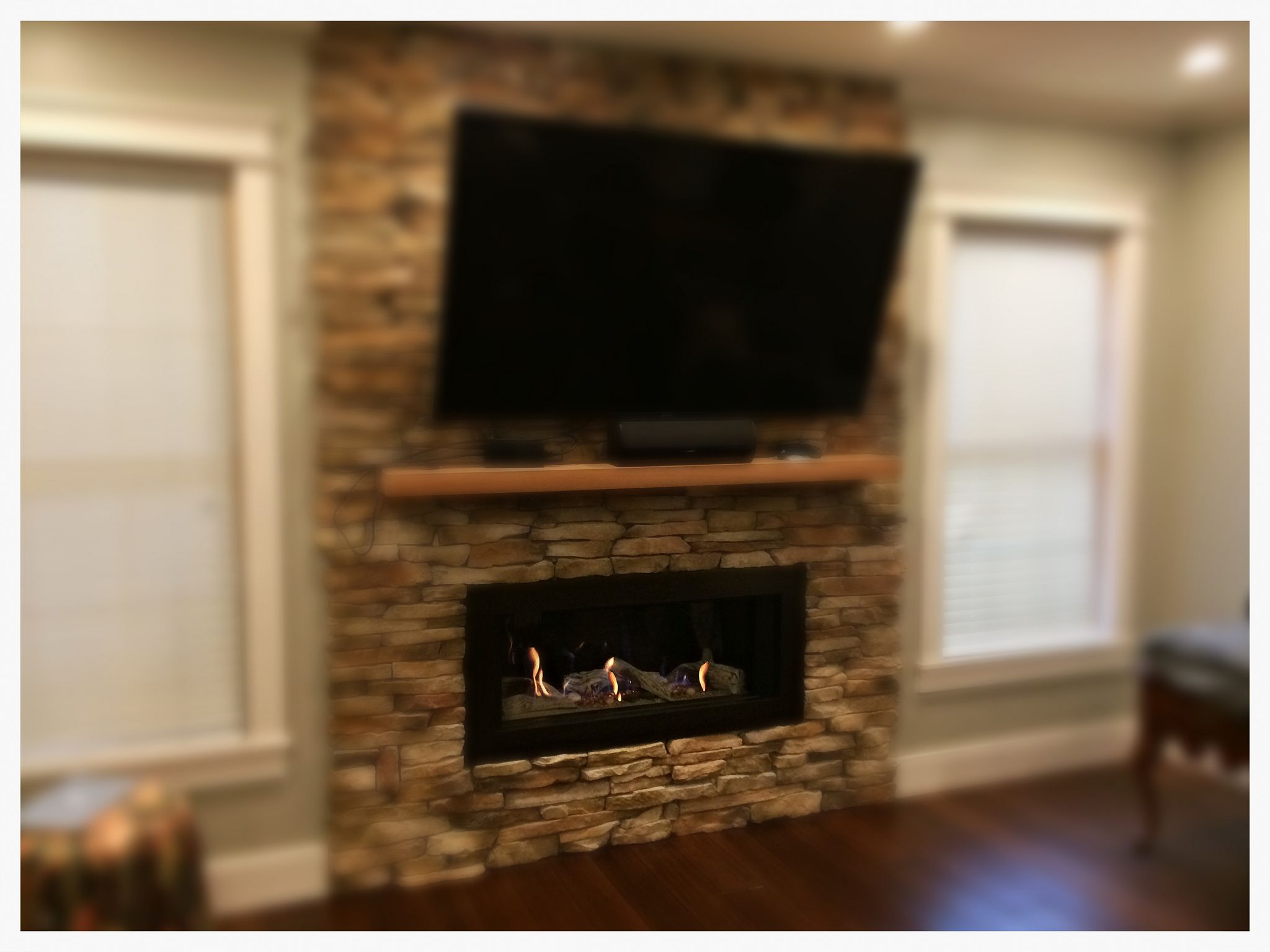 Valor L1 Linear Direct Vent Gas Fireplace Chattanooga Tn