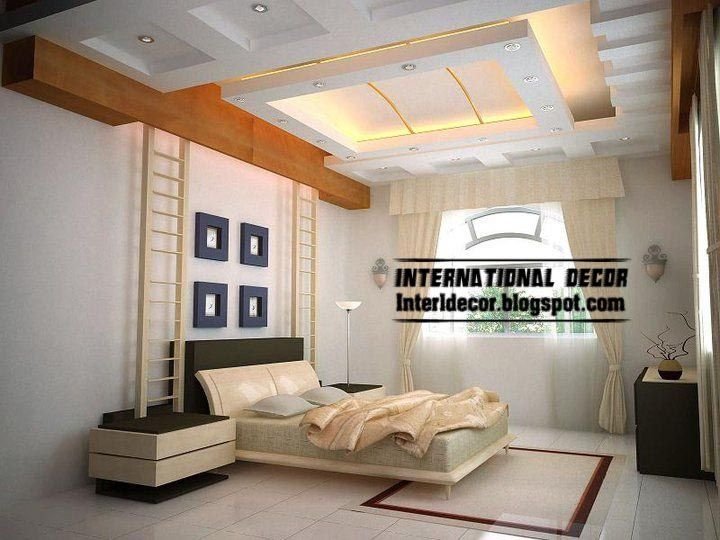 Modern pop false ceiling designs for bedroom interior gypsum false ceiling gypsum models pinterest pop false ceiling design ceilings and bedrooms