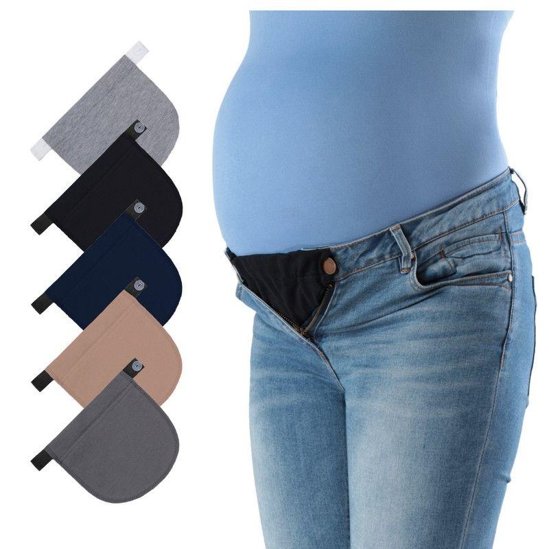 GR Regular, Dunkelblau Schwangerschaft Hosenerweiterung Rockerweiterung BAUCHBAN