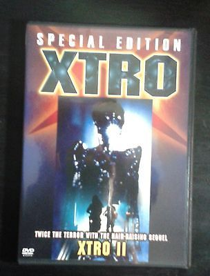 XTRO / XTRO II DVD - RARE OOP - Cult 80s Horror/Sci-Fi!! https://t.co/iYZYrFCn4c https://t.co/elIRuP1Vcg