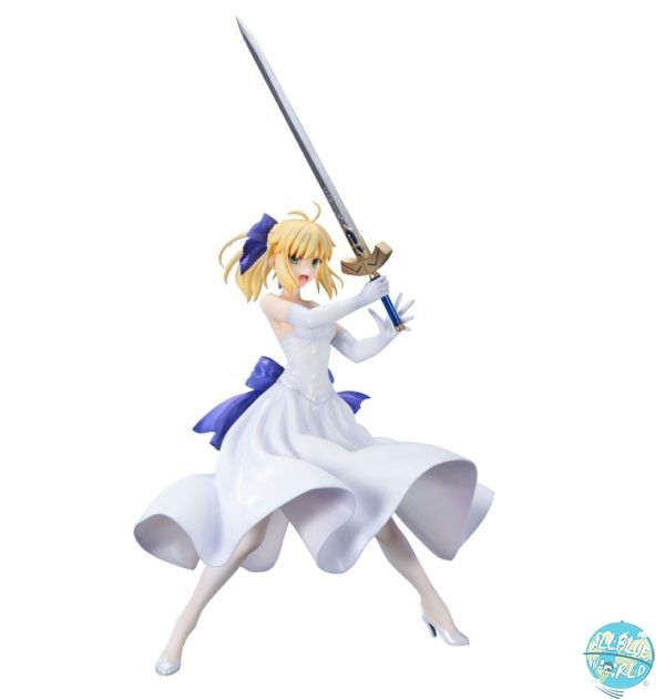 Fate/Stay Night Unlimited Blade Works – Saber Statue: Bellfine