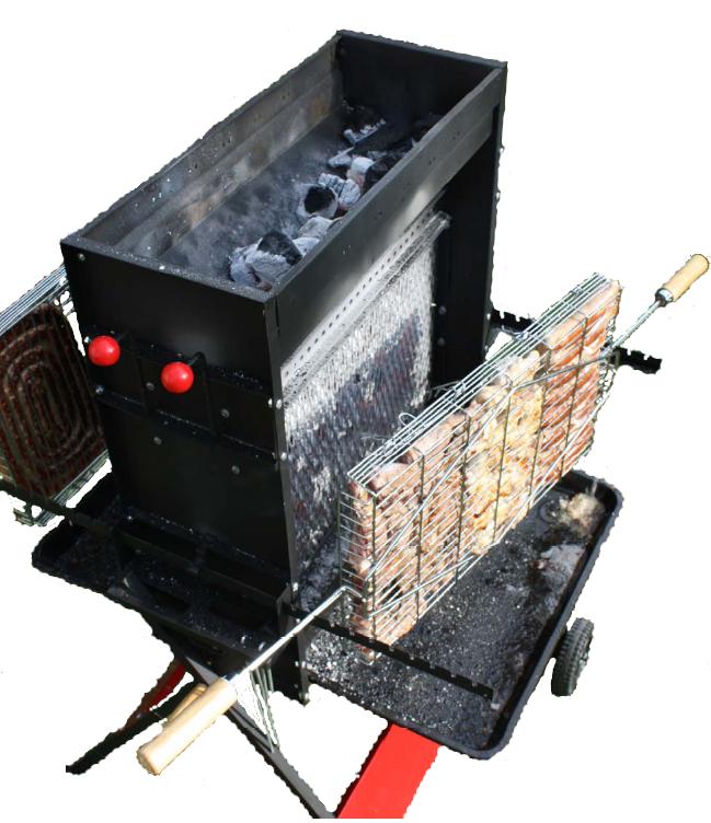 Emejing Barbecue Vertical Nordic Ideas - Joshkrajcik.us ... | Smoke ...