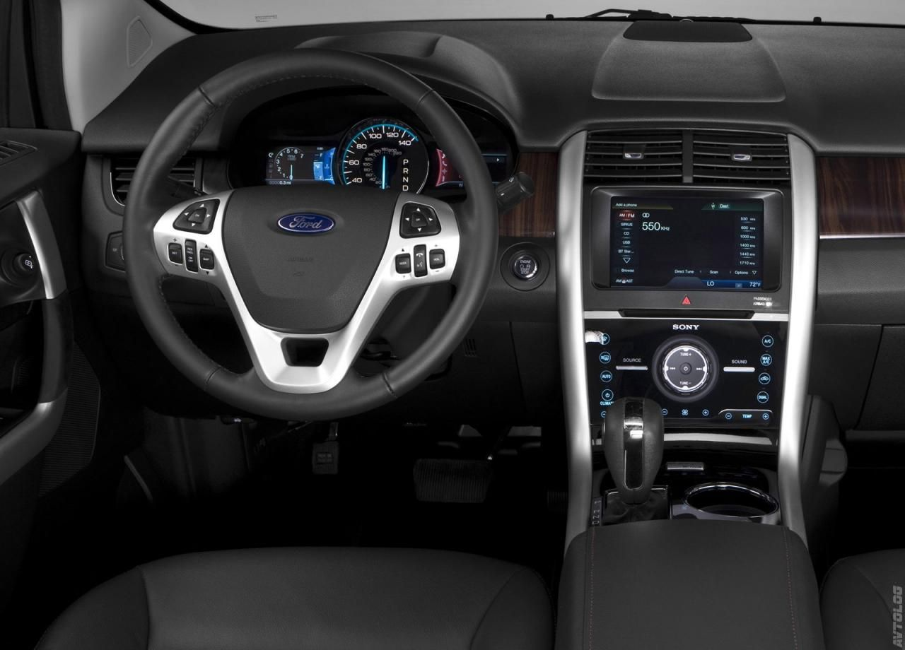 2011 Ford Edge With Images Ford Edge Ford Edge Limited Ford