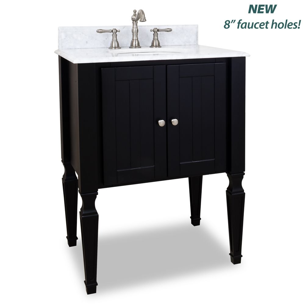 Best Photo Gallery For Website Elements T MW Jensen Collection Inch Single Sink Bathroom Vanity Black