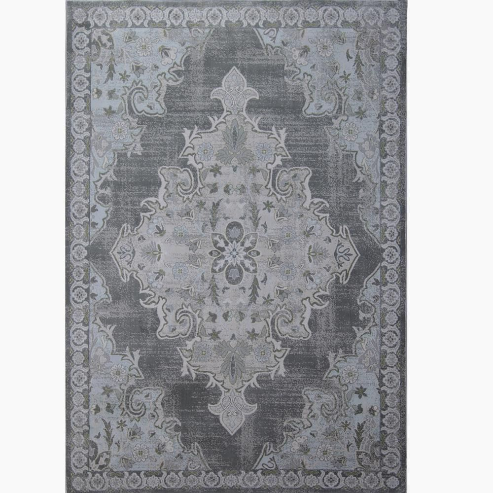 Berkeley Gray 7 Ft 9 In X 10 Ft 2 In Area Rug Products