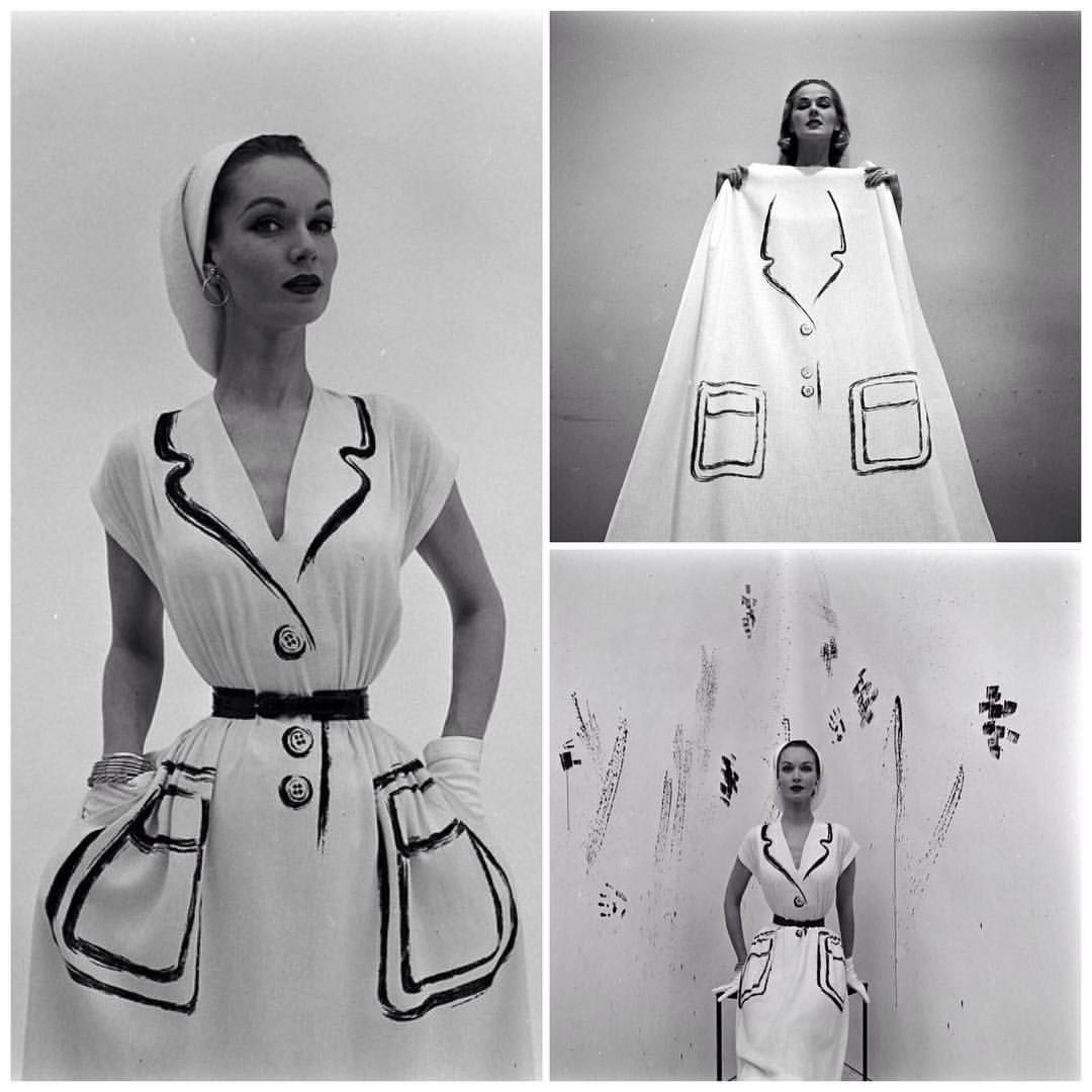"iloveoldstyle on Instagram: ""Hermès 1950s"""