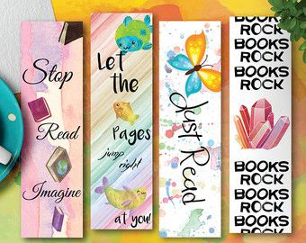 cute bookmark quotes