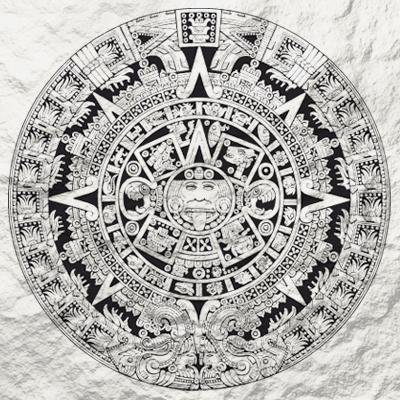 Free Vector Graphics 12 1 08 1 1 09 Aztec Calendar Calendar Vector Free Vector Graphics