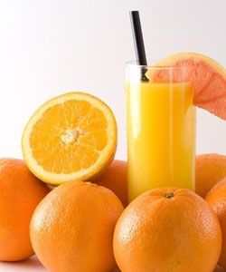 Homemade Orange Juice concentrate