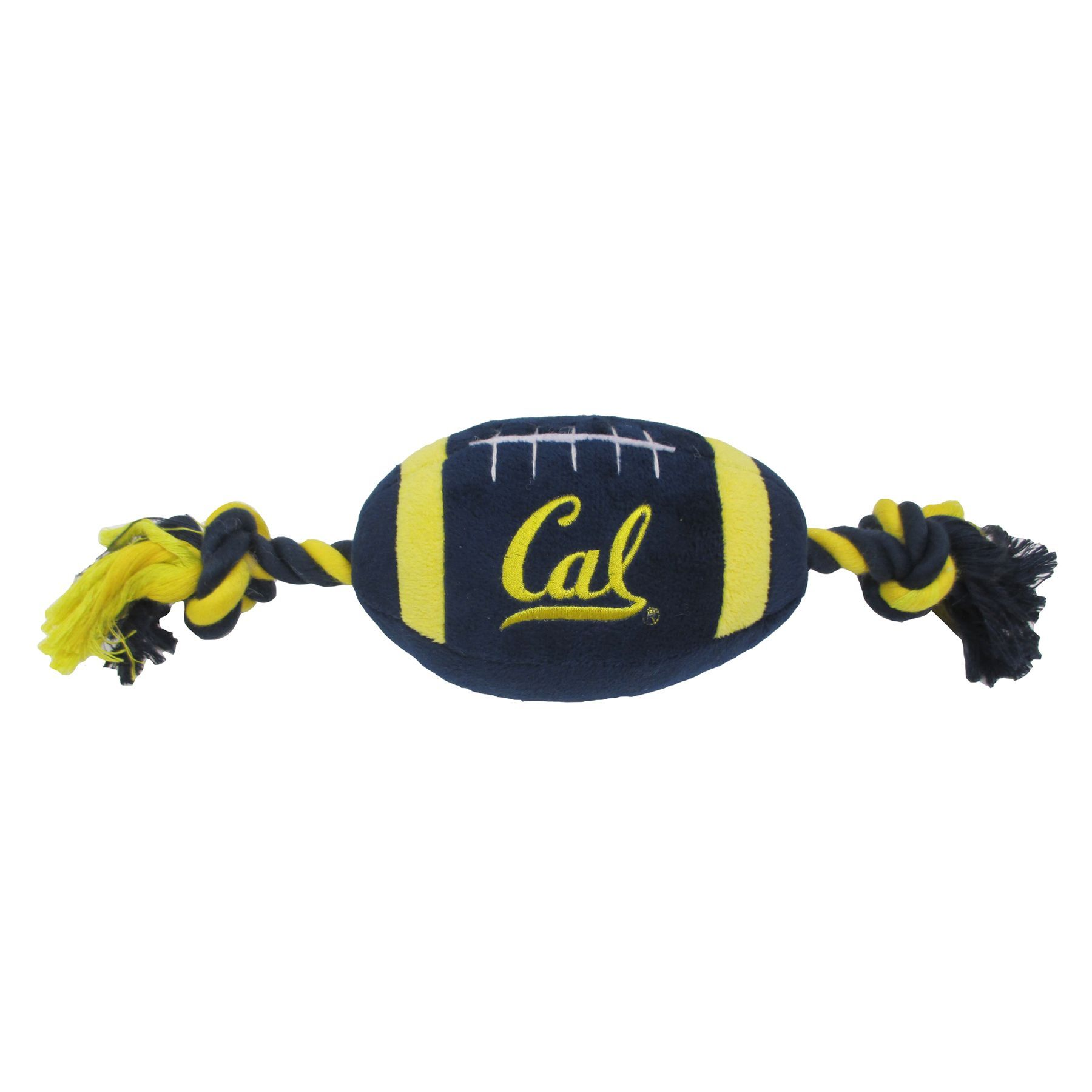University Of California Golden Bears Ncaa Football Dog Toy Pets