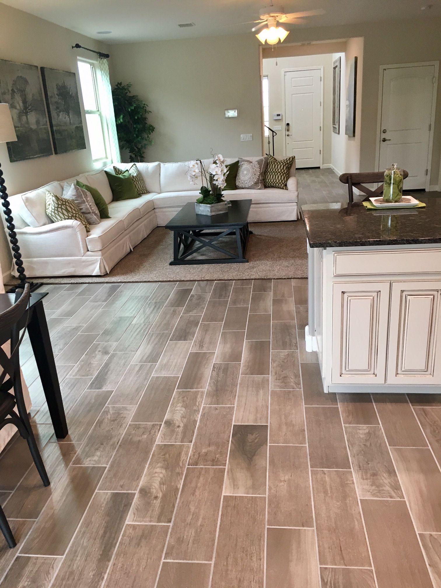 Grey tile flooring Tile floor, Grey tiles
