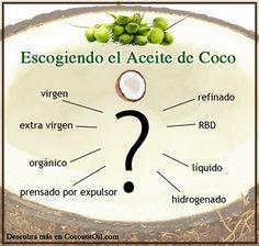Que Tipo De Aceite De Coco Es El Mejor Como Escoger El Aceite De