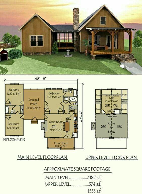 Rodaleux Location (rodaleuxlocatio) on Pinterest - plan maison en forme de u