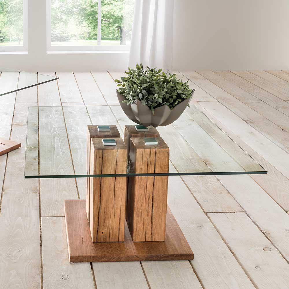 Wohnzimmer Couchtisch Mit Sulen Glasplatte Jetzt Bestellen Unter Moebelladendirektde Tische Couchtische Uid9178dfbc 3b66 5bdf B911