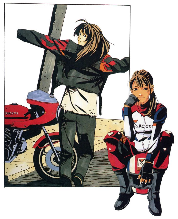 Claire Redfield Bike From Resident Evil 2 Resident Evil Girl Resident Evil Resident Evil Leon