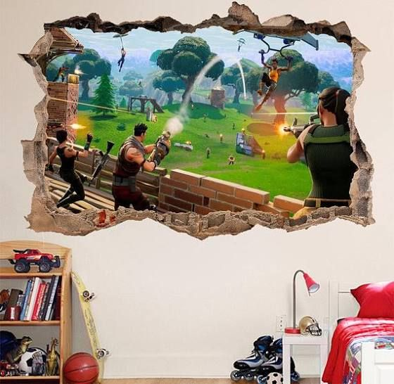 Fortnite Ideas In Real Life Boys Bedroom Pinterest Bedroom