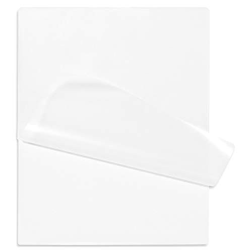 Hot Laminating Pouches 3 Mil Pk Of 100 1114 X 1714 Laminator Sleeves Mini Menu Size Clear Glossy Read More At The Image Laminators Glue Crafts Craft Supplies