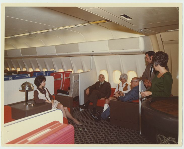 Vintage Airliners American Airliners Luxury Liner Dc 10