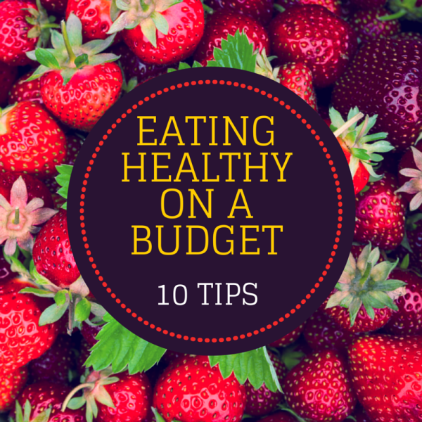 Eating Healthy on a Budget #shrinkingjeans