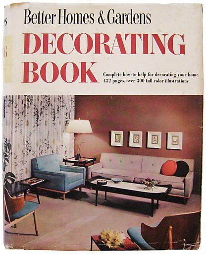 One Kings Lane Vintage BHG Decorating Book | Products | Home ...