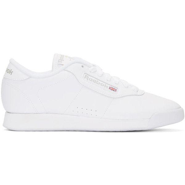 PRINCESS Sneakers white