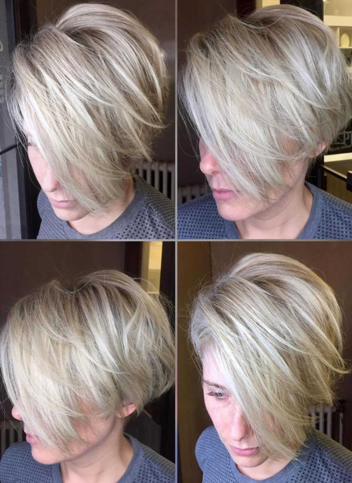 70 Cute And Easy To Style Short Layered Hairstyles Short Hair With Layers Layered Hair Short Hair Styles